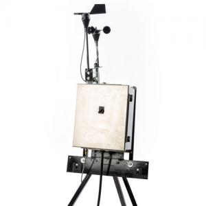 evaporator weather station