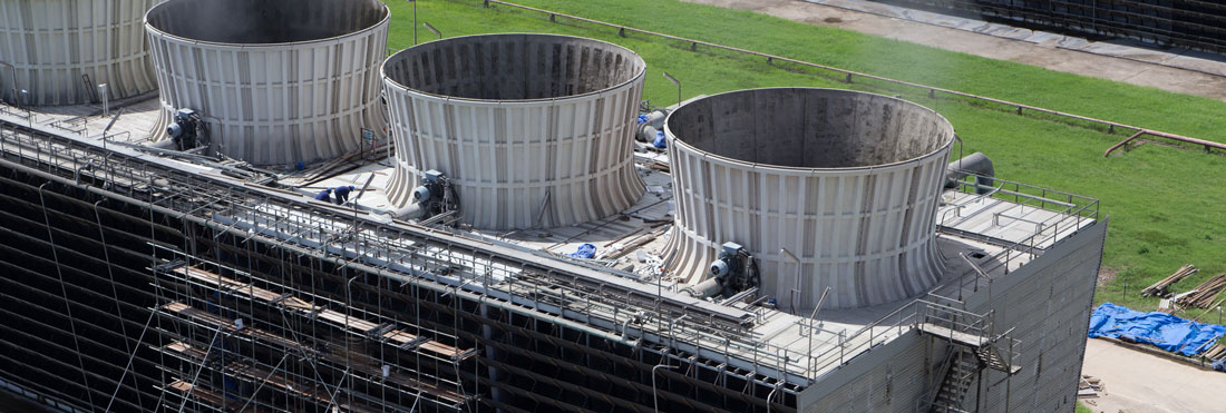Power Plant evaporation