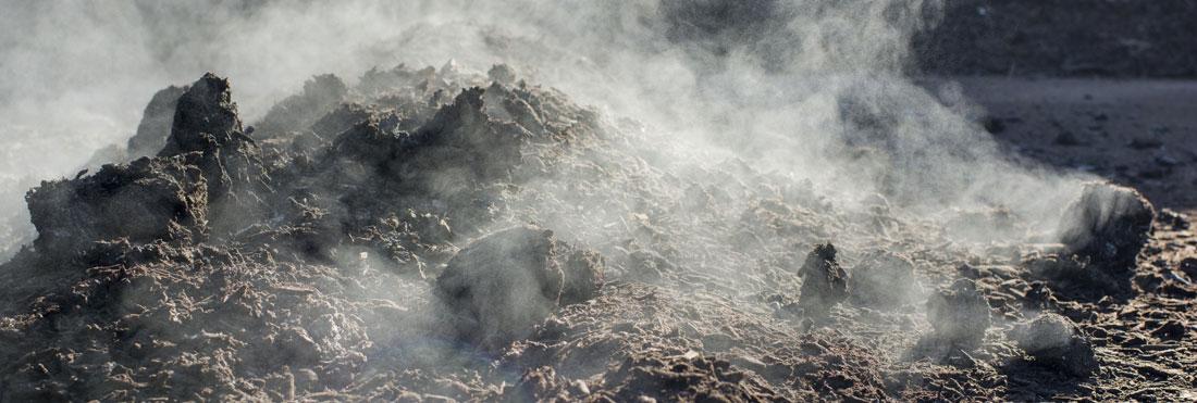 landfill leachate evaporation