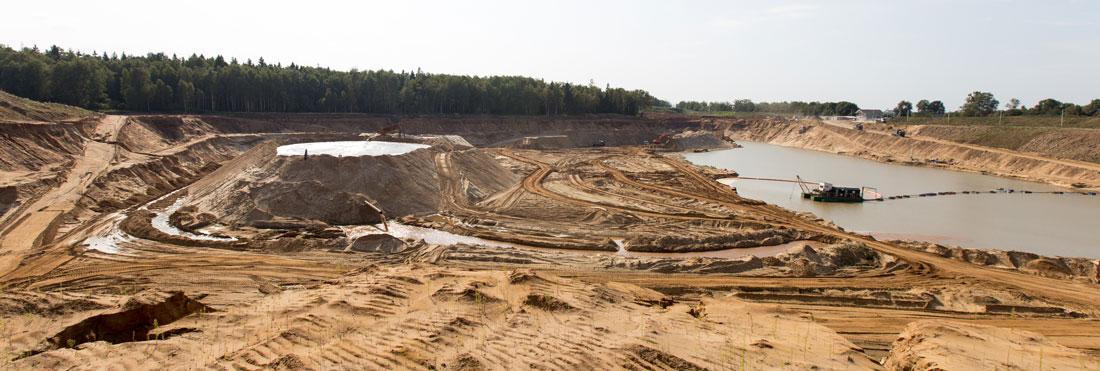 Mining Landscape