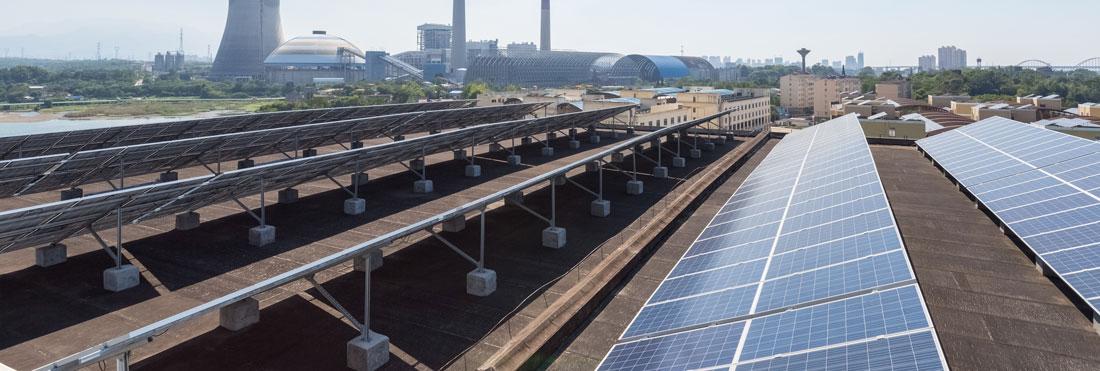 Solar Power evaporation equipment