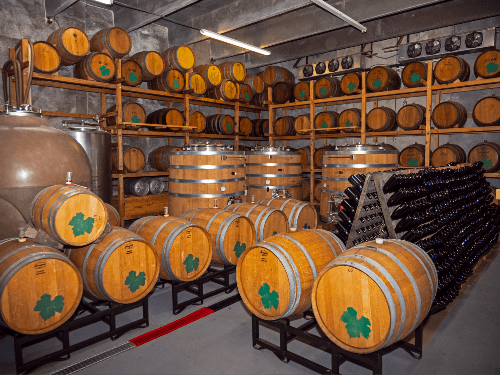 wastewater evaporators for wineries